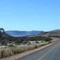 The long road North - Southern Cape to Upington