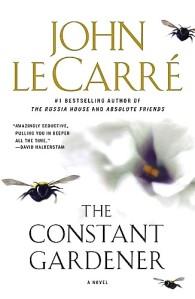 Cover - The Constant Gardener