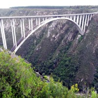 The Amazing Bloukrans Bungy