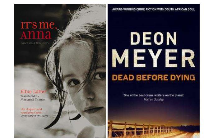 Two books its me anna by elbie ltter dead before dying by two books its me anna by elbie ltter dead before dying by deon meyer notes from africa fandeluxe Gallery