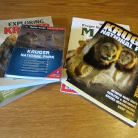 Kruger National Park - Information resources
